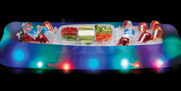 LED PVC Inflatable Stubby Sleeve